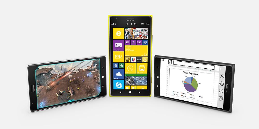 [Kurzinfo] Nokia Lumia 1520 ab dem 29.November verfügbar