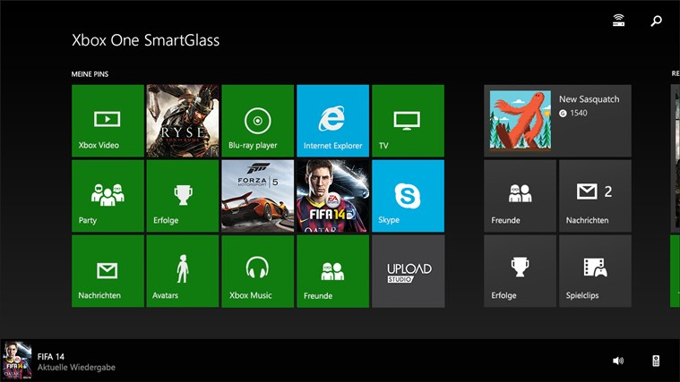 Microsoft veröffentlicht Xbox One Smartglass App für Windows Phone & Windows 8.1
