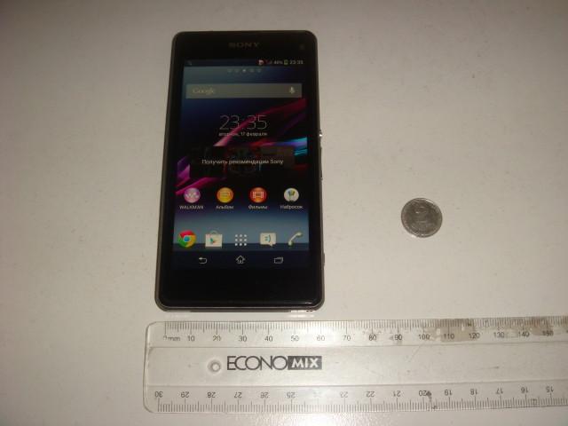 Weitere Bilder des Sony Xperia Z1s (Xperia Z1 Mini) aufgetaucht