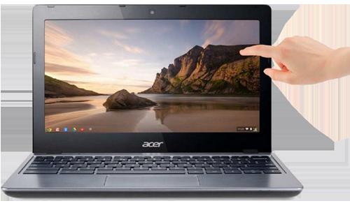 Chromebooks erreichen 20% Marktanteil in den USA