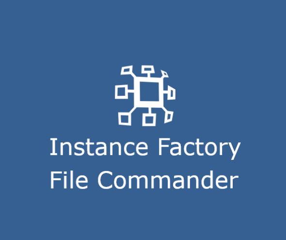 Factory Commander – Ein Datei-Manager als Windows 8.1 App