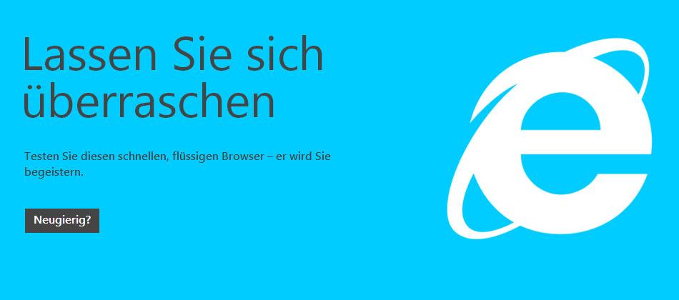 Internet Explorer 11 steht als Finale Version für Windows 7 zum Download bereit