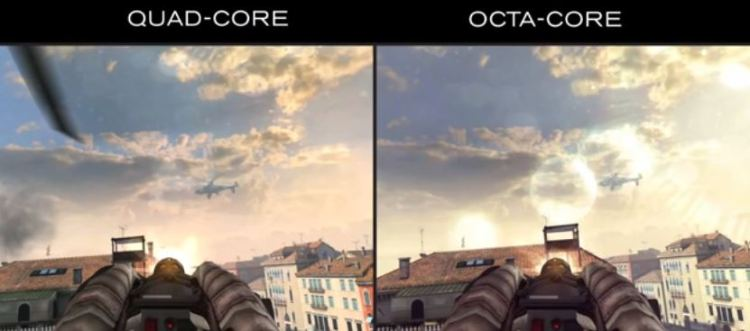 """Octa Core vs. Quad Core – Video zum Achtkern optimierten Game """"Modern Combat 5"""" soll Vorteile aufzeigen"""