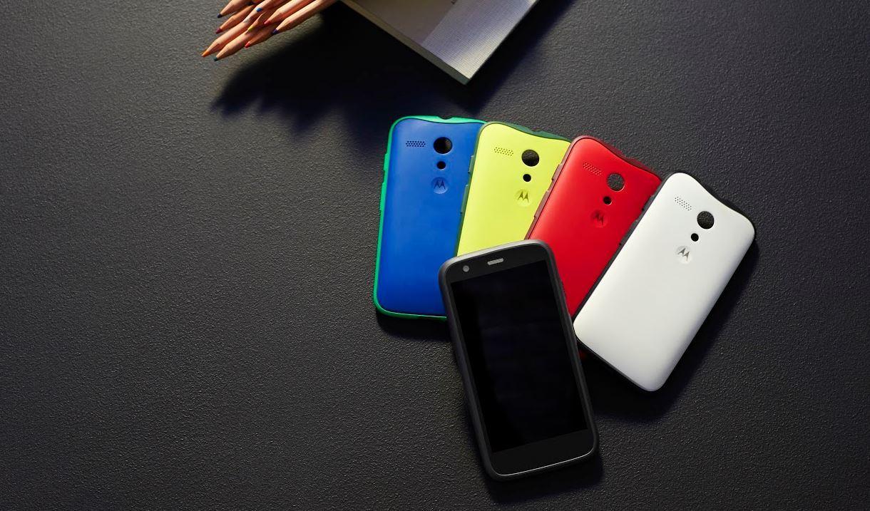 "Motorola stellt ""Moto G"" offiziell vor"