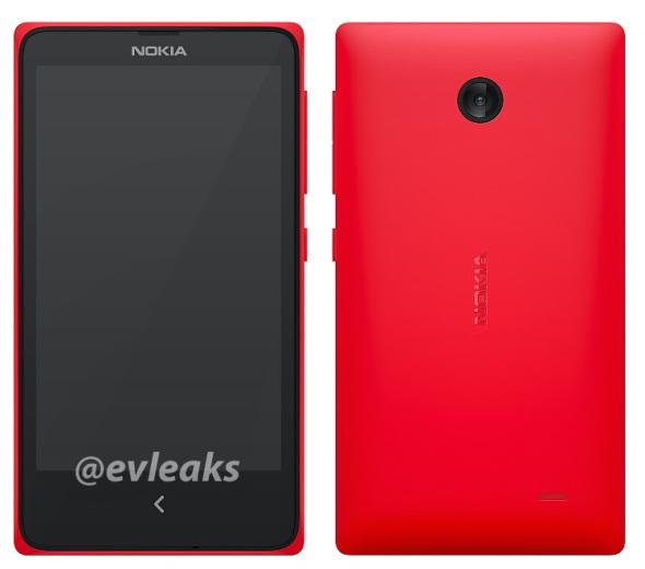"""Pressebild vom """"Nokia Normandy"""" geleakt"""