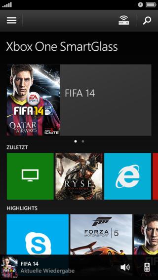[Update] Xbox One SmartGlass-App nun auch für Android & iOS verfügbar