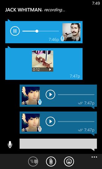 Update von WhatsApp für Windows Phone rollt aus