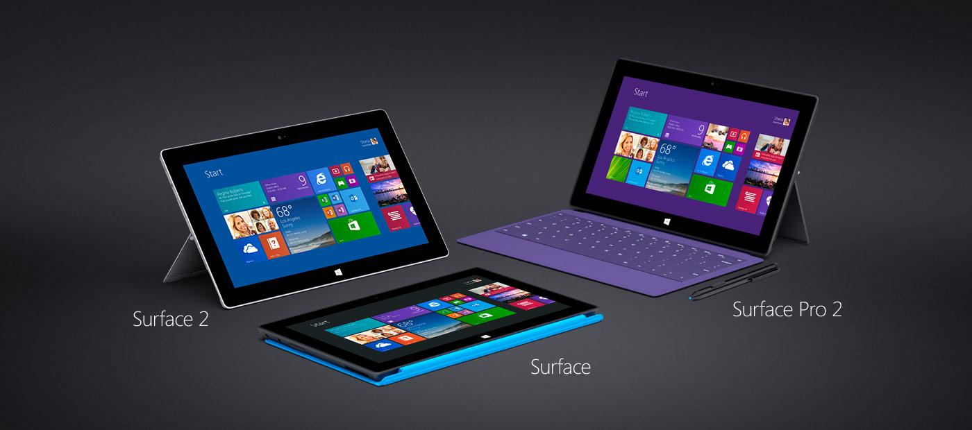 Microsoft Patchday bringt Systemupdates für alle Surface Geräte mit