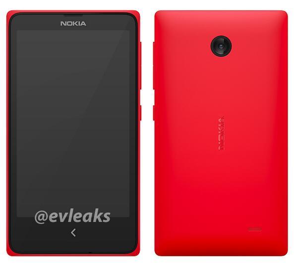 """""""Nokia Normandy"""" soll erstes Android-Smartphone von Nokia sein"""