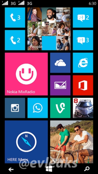 Nokia Lumia 630 kommt mit Windows Phone 8.1, On-Screen-Tasten & DualSIM