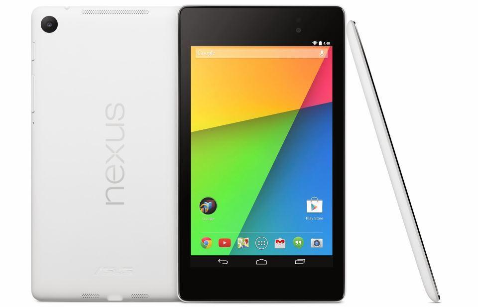 Google stellt Nexus 7 in weiß sowie Google Play Edition´s vom LG G Pad 8.3 & Sony Xperia Z Ultra vor