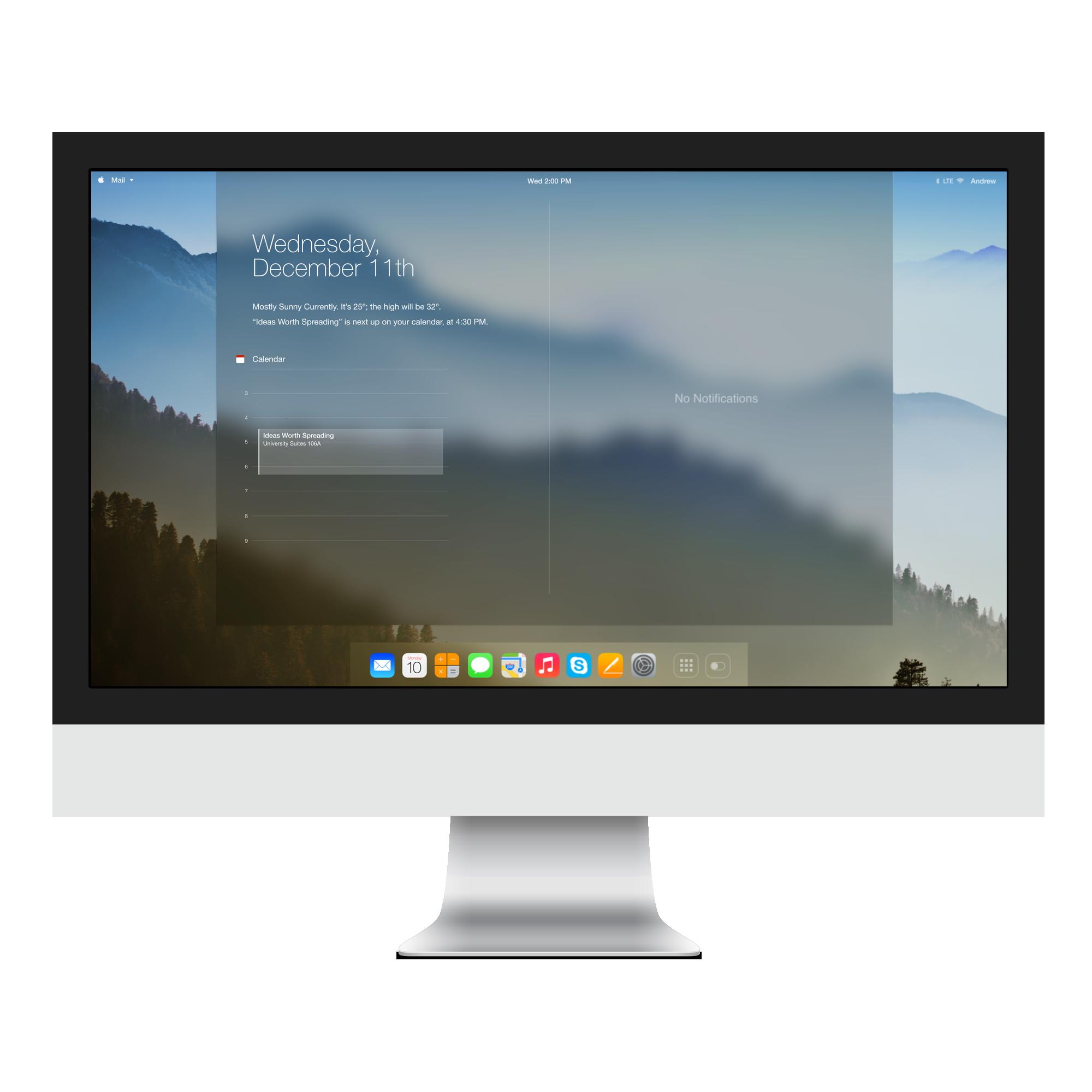 OS X bald auch mit FaceTime Audio