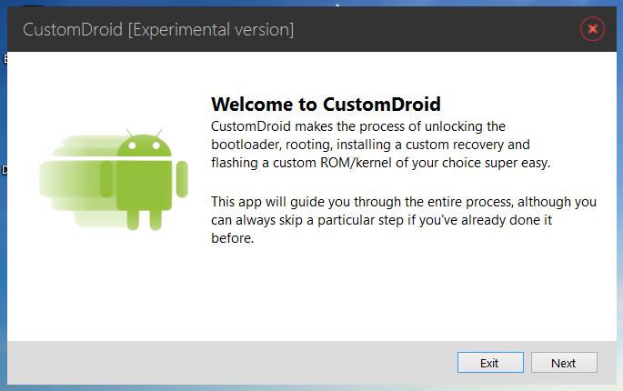 Custom Droid bringt Custom-ROMs auf euer Smartphone