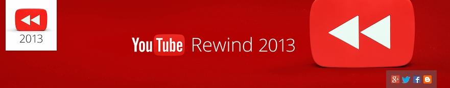 YouTube Rewind – Jahresrückblick der besten Videos bei YouTube