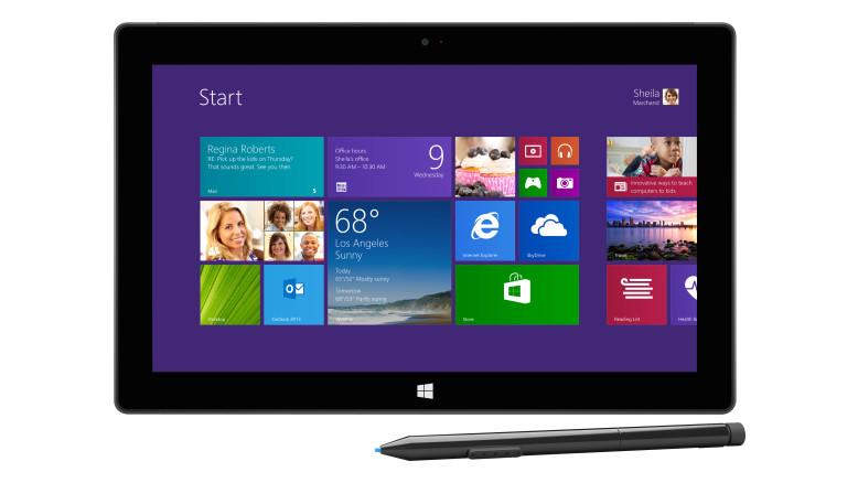 Microsoft verpasst Surface Pro 2 ein Hardware-Upgrade