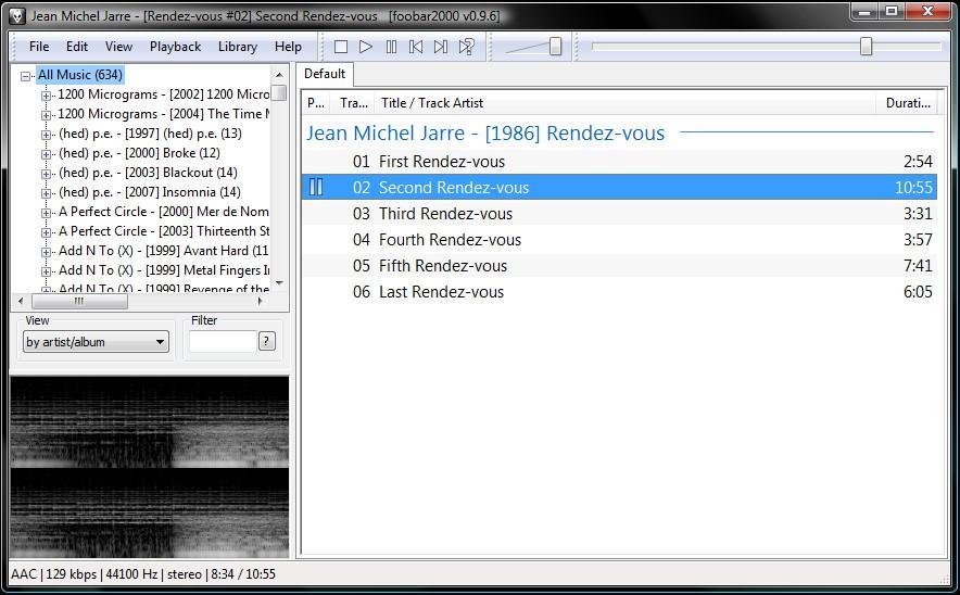 Foobar2000 Version 1.3 stable und 1.3.1 beta erschienen