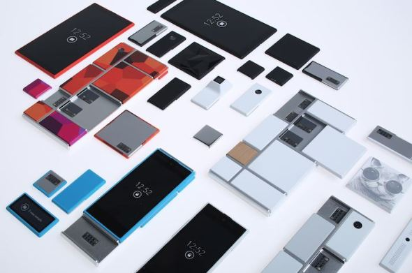 """Projekt Ara"" – Baukastensmartphone von Motorola als erster Prototyp bald fertig"