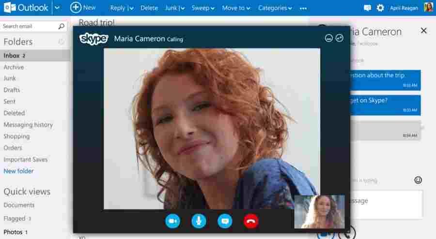 """Skype für Android bringt """"Snap-Feature"""" mit"""