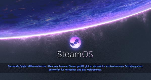 SteamOS 1.0 verfügbar
