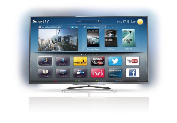 [CES 2014] Philips Smart-TVs zukünftig mit Android