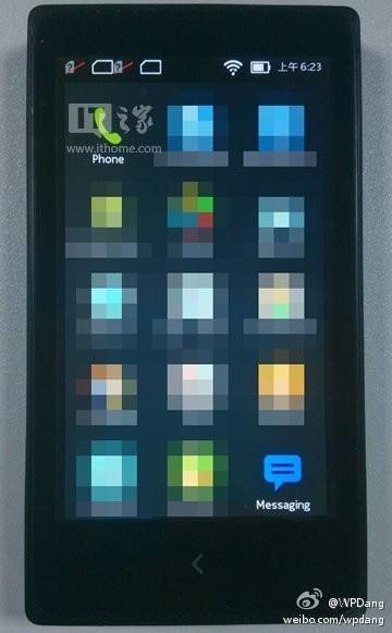 Android-Smartphone von Nokia (noch) nicht vom Tisch: Neues Foto geleakt