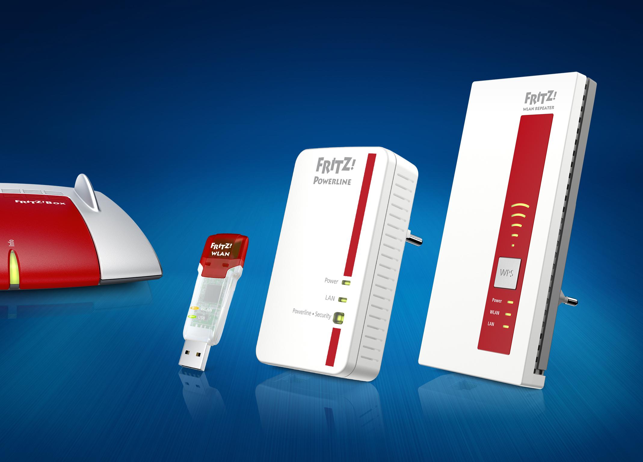 """AVM kommt mit der """"Gigabit-Generation"""" zur CeBIT 2014"""