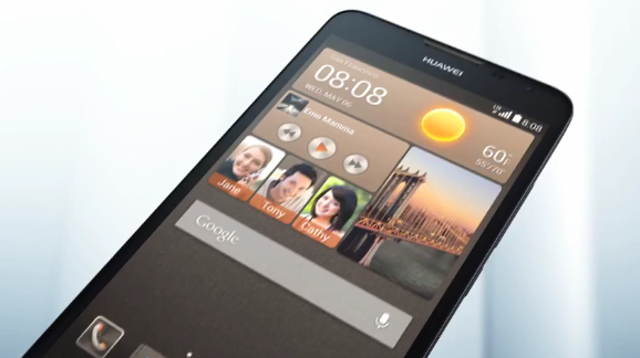 "[CES 2014]""Huawei Ascend Mate 2 4G"" offiziell vorgestellt"