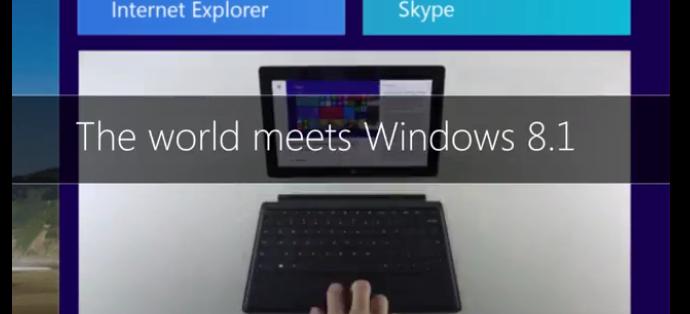 Microsoft veröffentlicht Video zum eigenen Jahresrückblick auf 2013