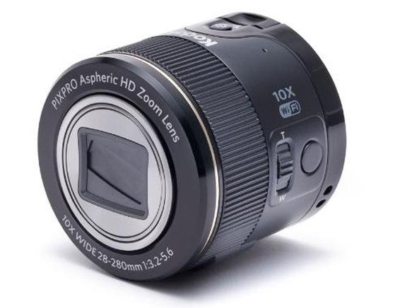 "[CES 2014] Kodak stellt Wechselobjektive ""PixPro Smart Lens"" für Smartphones vor"