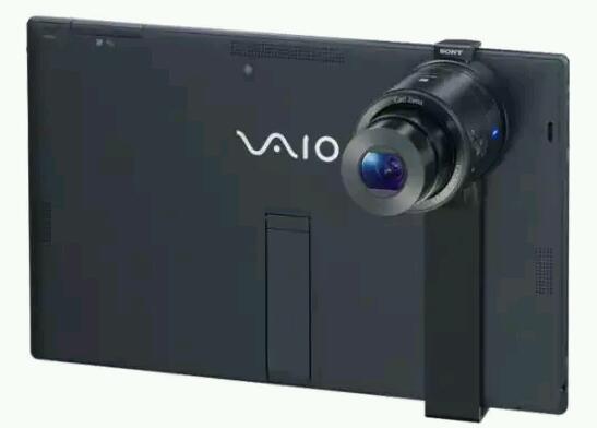 Sony bringt Tablet- und Smartphonehalterungen für die Wechselobjektive QX10 und QX100