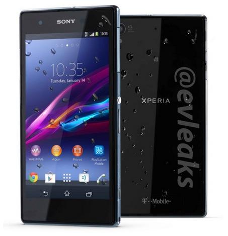 Sony Xperia Z1^s – Bild des Mini Z1 veröffentlicht