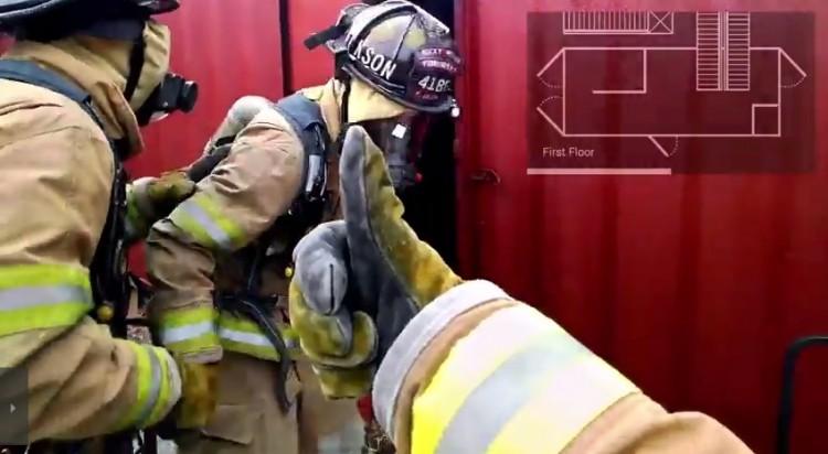 """Google Glass im """"Feuerwehreinsatz"""""""