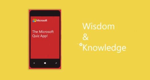 """Sammelt Punkte und gewinnt Microsoft-Produkte – Microsoft teasert """"Microsoft Quiz App"""" an"""