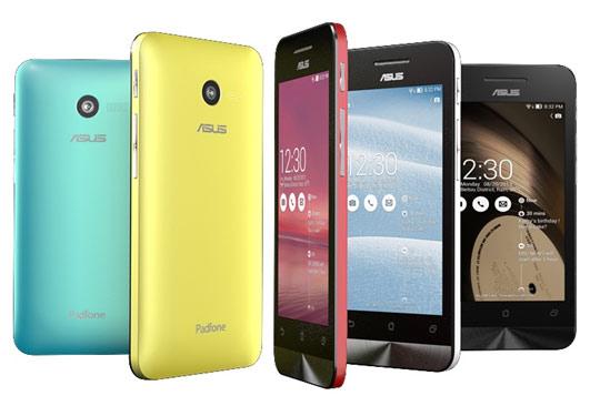 [CES 2014] ZenFone 4, ZenFone 5 und ZenFone 6 – Asus stellt neue Smartphones vor