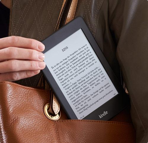 """Amazon bietet """"Kindle Paperwhite WLAN"""" für 99,- Euro an"""