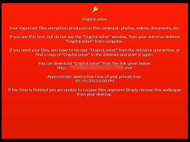 Warnung vor der neuen Ransomware Powerlocker