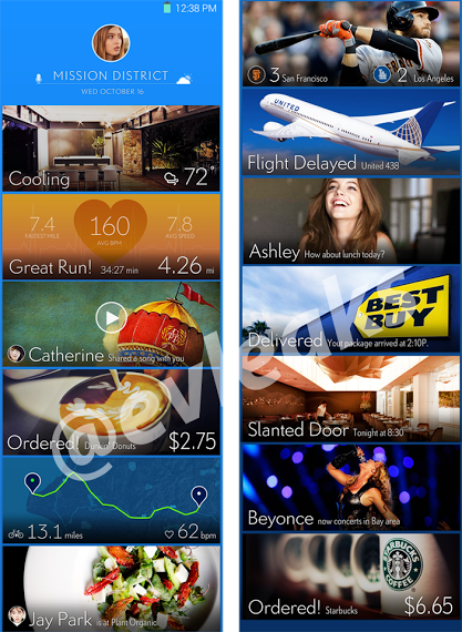 """Weiterer Screenshot vom Samsung kommender """"TouchWiz Oberfläche"""" geleakt"""
