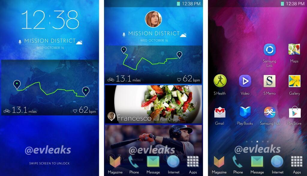 Samsung arbeitet an neuer Smartphone UI