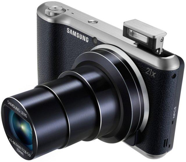 [CES 2014] Samsung bringt Galaxy Camera 2, NX30 und NX300M