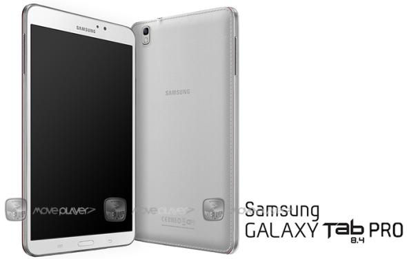 Samsung Galaxy Tab Pro 8.4 – Erstes Pressebild geleakt