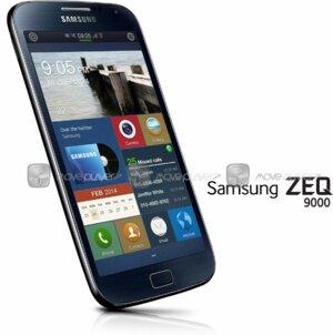 Tizen Smartphone von Samsung zeigt sich