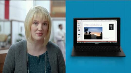 Neuer Spot von Microsoft zu Tablets mit Windows 8.1