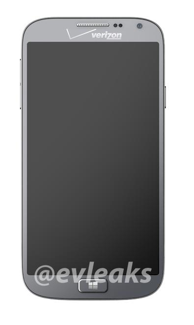 """Erstes Pressebild vom kommenden Samsung Smartphone """"Huron"""" mit Windows Phone 8.1 geleakt"""