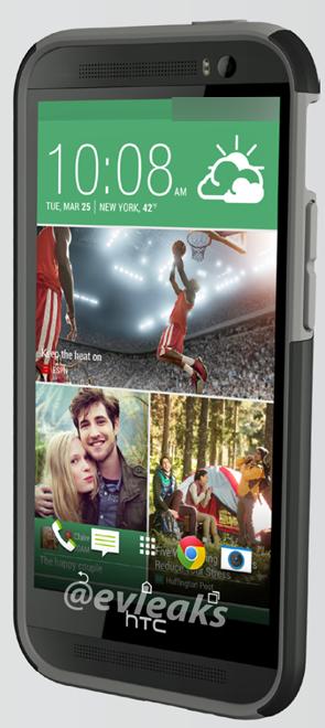 """Erstes Pressebild vom """"HTC M8"""" veröffentlicht"""