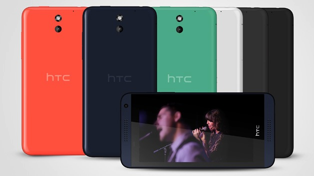 """[MWC 2014] HTC stellt """"Desire 816"""" und """"Desire 610"""" offiziell vor"""