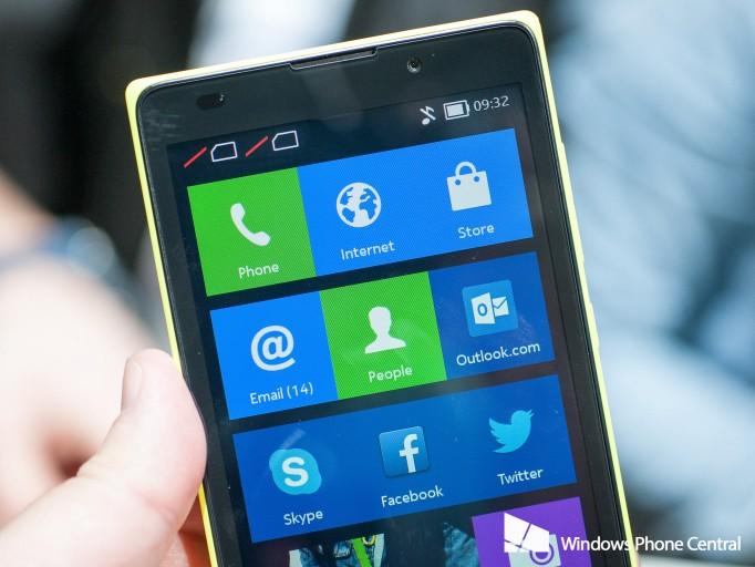 Nokia X  mit Android Ein Wolf im Schafspelz?