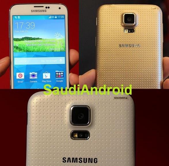 Bilder zeigen des kommende Samsung Galaxy S5
