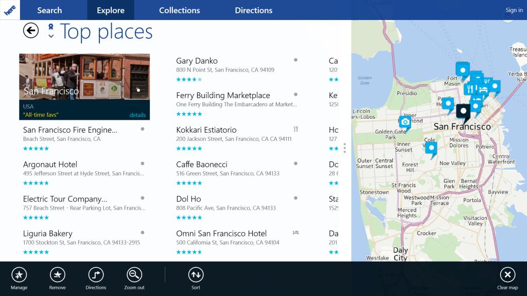 HERE Maps kommt bald für alle Windows 8.1 Geräte
