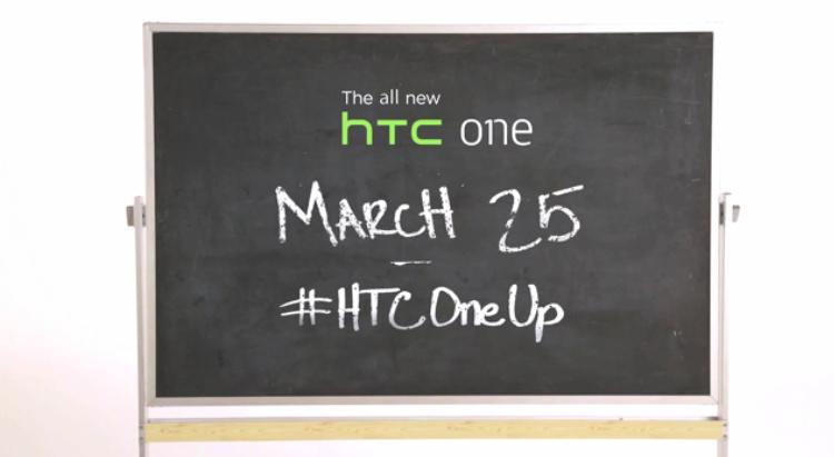"""HTC beginnt das """"Neue HTC One (2014) mit Video anzuteasern"""