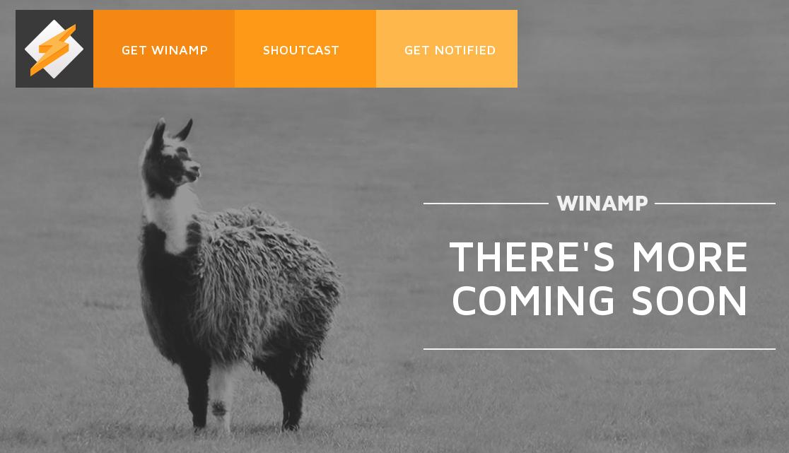 Winamp bekommt Anfang 2016 ein Update